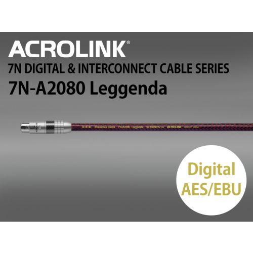 7N-A2080 Leggenda デジタルケーブル AES/EBU