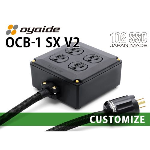 OCB-1 SX V2 カスタム