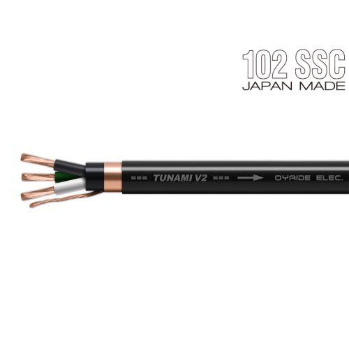 TUNAMI V2  (切り売り電源ケーブル)