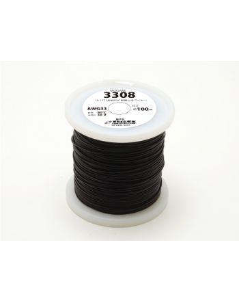 UL1571 AWG33(3308) 100mボビン巻き
