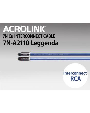 7N-A2110 Leggenda インターコネクトケーブル RCAペア