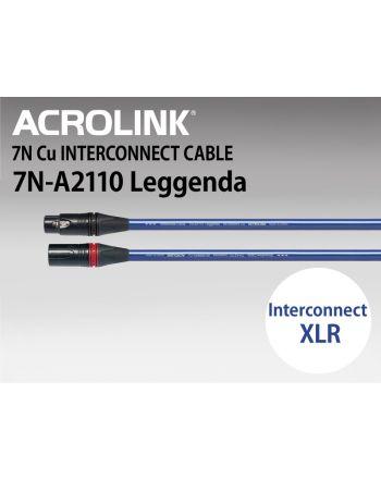 7N-A2110 Leggenda インターコネクトケーブル XLRペア