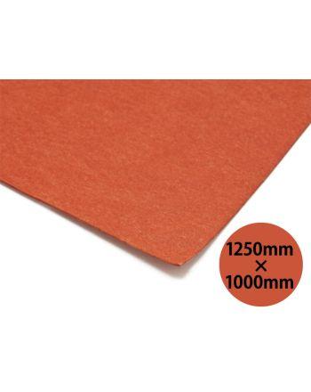 ファイバー紙 厚0.35mm 1枚(赤色)