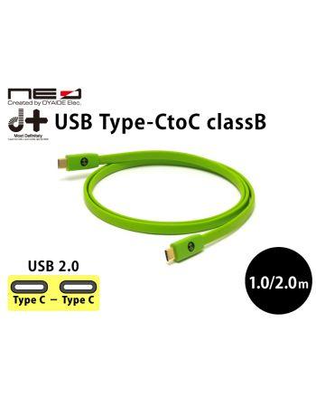 d+USB Type-C classB(Type-C to C)