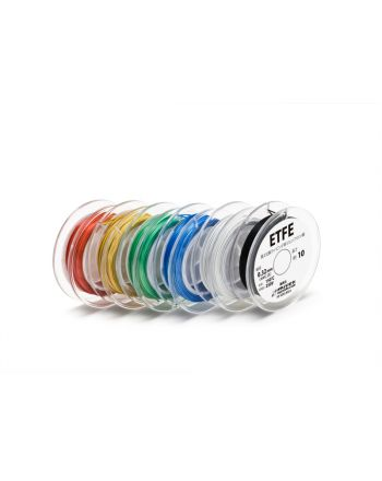ETFE0.32mm 10mボビン巻き(AWG28)(自動巻)