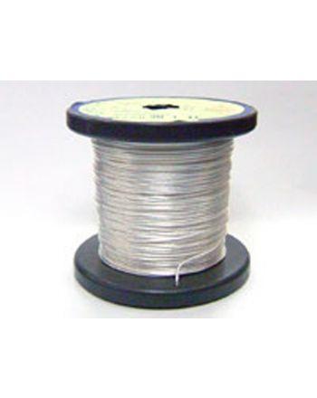 銀メッキ 12/0.18(0.3sq)撚線 ジュンフロン(FEP)被覆 1巻(100m)