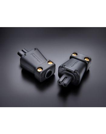 FI-8N(G) 24K金メッキメガネインレットプラグ