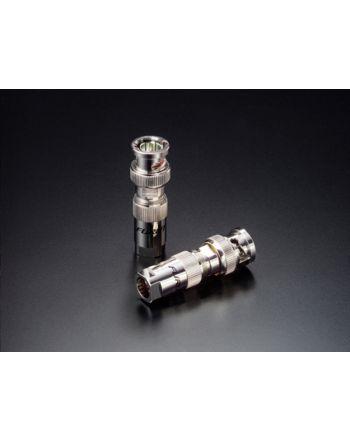 FP-3-117(R) ロジウムメッキ75ΩBNCプラグ(2本1組)