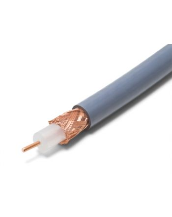 シールド付き 高圧電線 18kV 灰色(JJC40007)