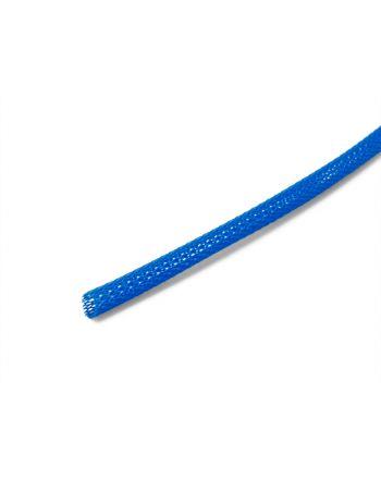 PETチューブ 6.35mm(1/4インチ) ネオンブルー