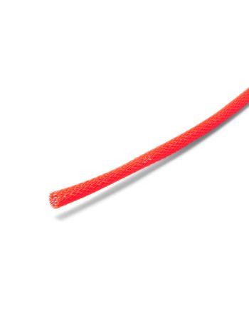 PETチューブ 6.35mm(1/4インチ) ネオンレッド