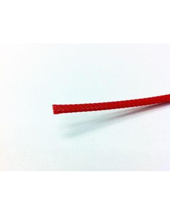 PETチューブ 6.35mm(1/4インチ) レッド