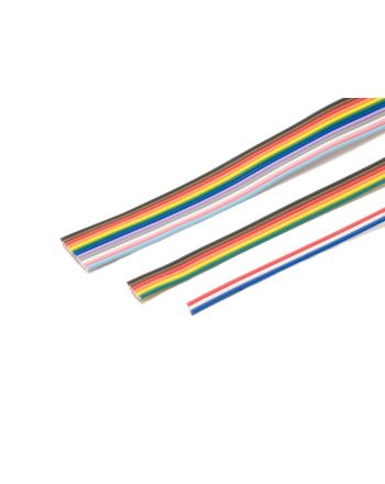 UL1007 22AWG×10芯 リボン線(305m)