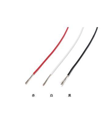 錫メッキ 0.5sq(19/0.18)  タナフロンF-25(FEP)被覆 1巻(200m)