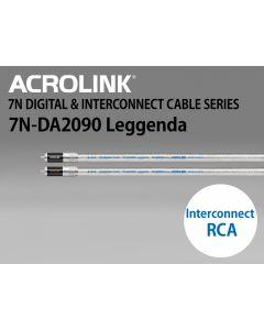 7N-DA2090 Leggenda インターコネクトケーブルRCAペア