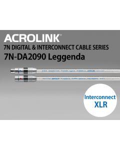 7N-DA2090 Leggenda インターコネクトケーブルXLRペア